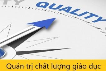 Ban Đảm bảo chất lượng giáo dục